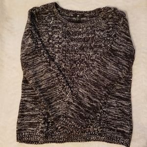 2 for $25 Knit marled sweater